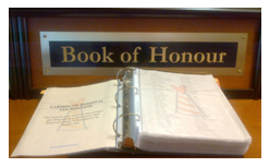 The Book of Honour